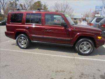 2007 Jeep Commander for sale in High Point, NC