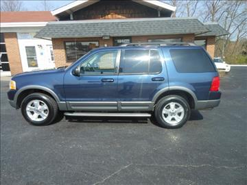 2003 Ford Explorer for sale in High Point, NC