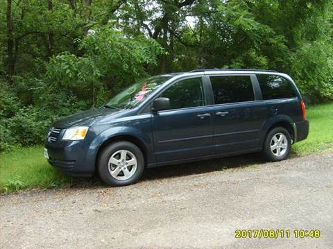 2008 Dodge Grand Caravan for sale at Northport Motors LLC in New London WI