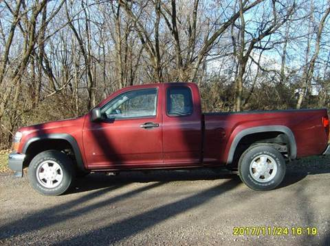 2007 Chevrolet Colorado for sale at Northport Motors LLC in New London WI