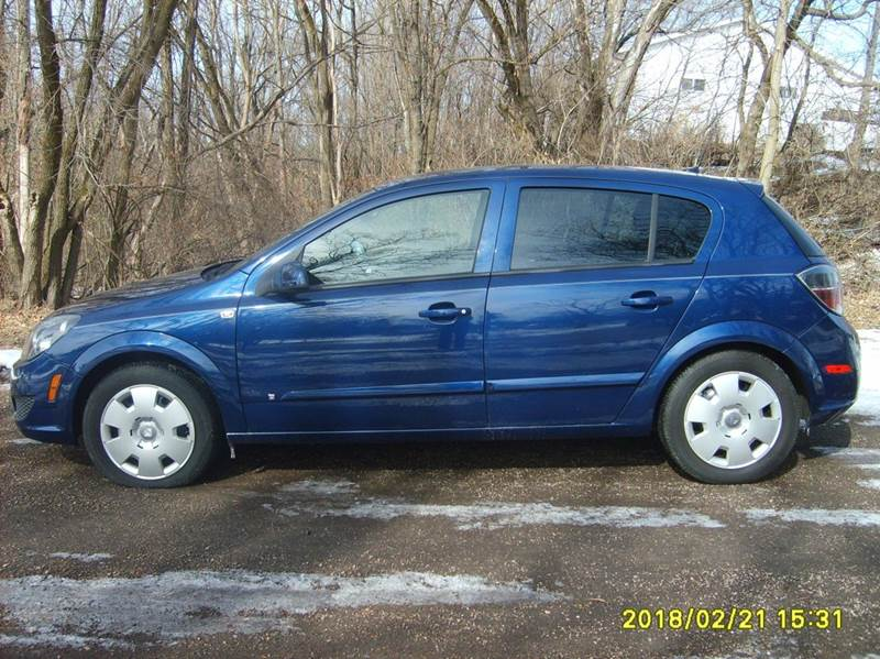 2008 Saturn Astra for sale at Northport Motors LLC in New London WI