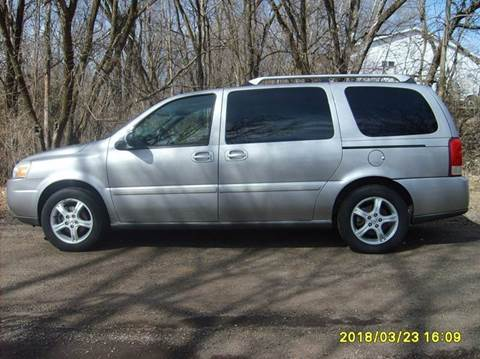 2005 Chevrolet Uplander for sale at Northport Motors LLC in New London WI