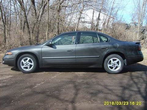 2003 Pontiac Bonneville for sale at Northport Motors LLC in New London WI