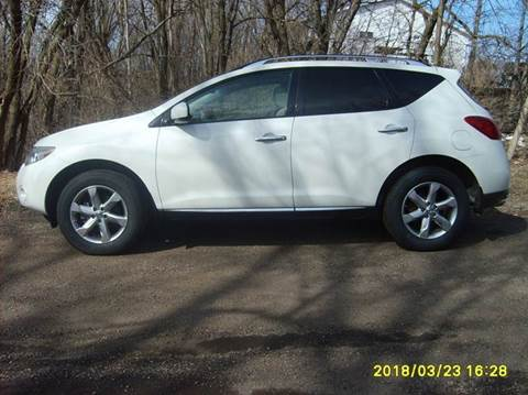 2009 Nissan Murano for sale at Northport Motors LLC in New London WI