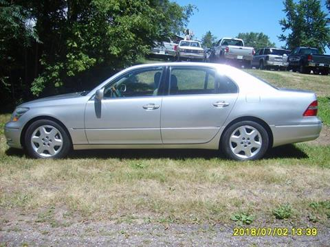 2006 Lexus LS 430 for sale in New London, WI