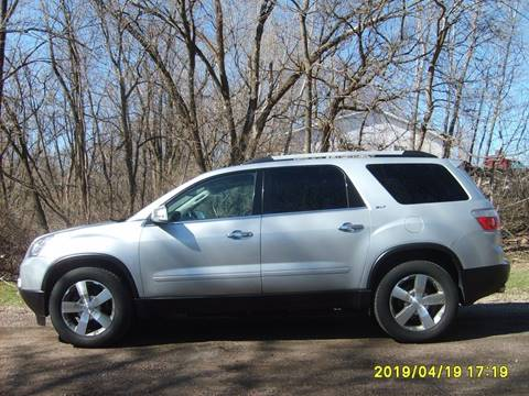2010 GMC Acadia for sale in New London, WI