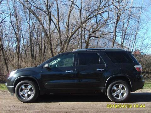 2009 GMC Acadia for sale in New London, WI