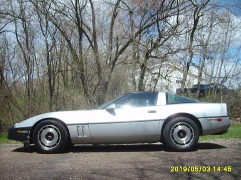 1985 Chevrolet Corvette for sale in New London, WI