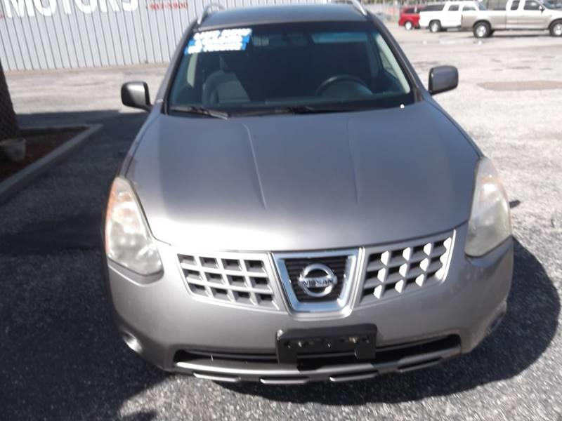 2009 Nissan Rogue SL Crossover 4dr - Corpus Christi TX