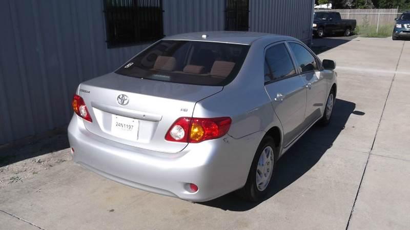 2010 Toyota Corolla LE 4dr Sedan 4A - Corpus Christi TX