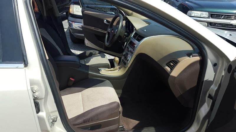 2010 Chevrolet Malibu LS Fleet 4dr Sedan - Corpus Christi TX