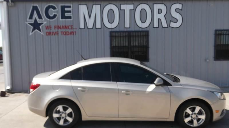 2011 Chevrolet Cruze LT 4dr Sedan w/2LT - Corpus Christi TX