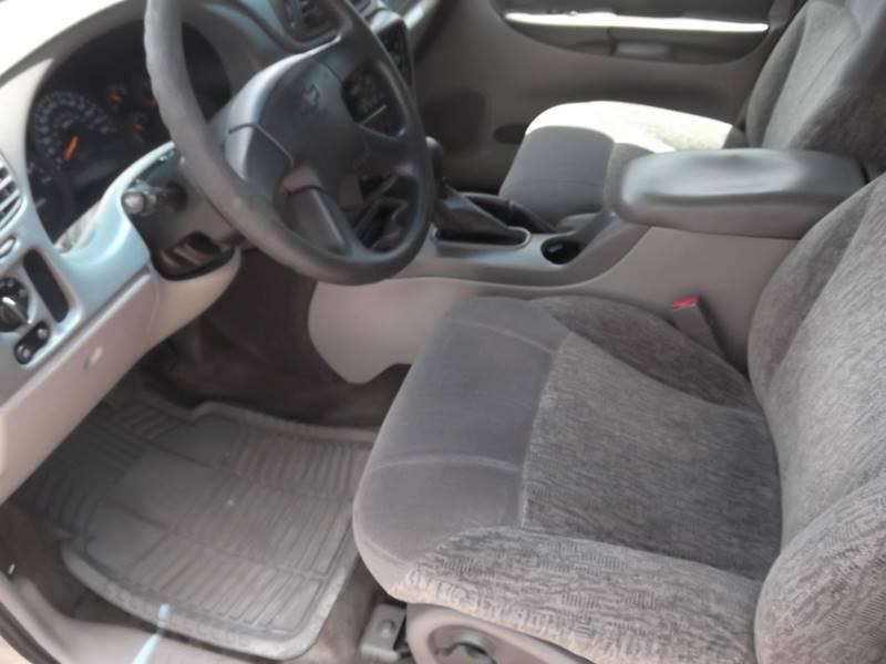 2003 Chevrolet TrailBlazer LS 4dr SUV - Corpus Christi TX