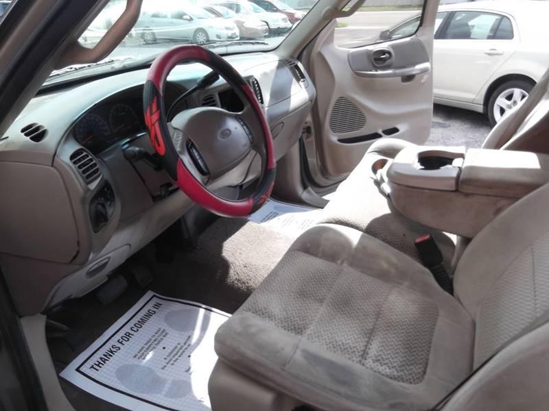 2001 Ford F-150 4dr SuperCab XLT 2WD Styleside LB - Corpus Christi TX