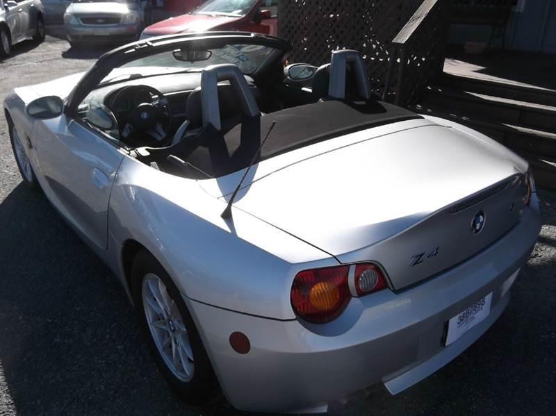 2004 BMW Z4 2.5i 2dr Roadster - Corpus Christi TX