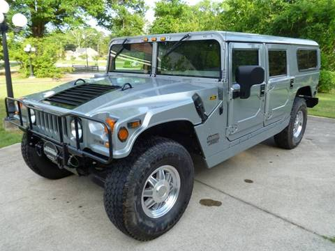 Hummers For Sale >> 2001 Hummer H1 For Sale In Greenwood Sc