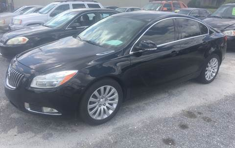 2012 Buick Regal for sale in Greenwood, SC