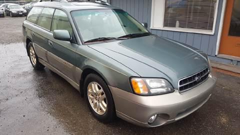 2001 Subaru Outback for sale in Tacoma, WA