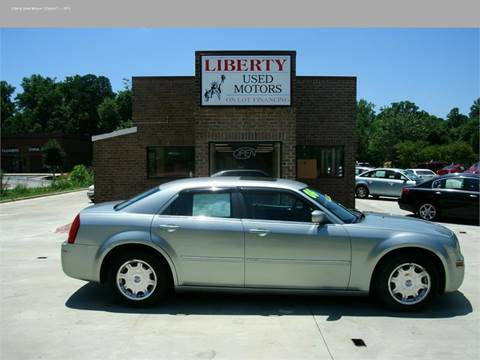 Chrysler for sale in clayton nc for Liberty used motors clayton clayton nc