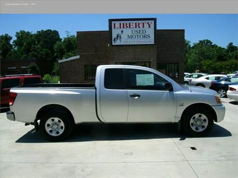 Nissan for sale in clayton nc for Liberty used motors clayton clayton nc