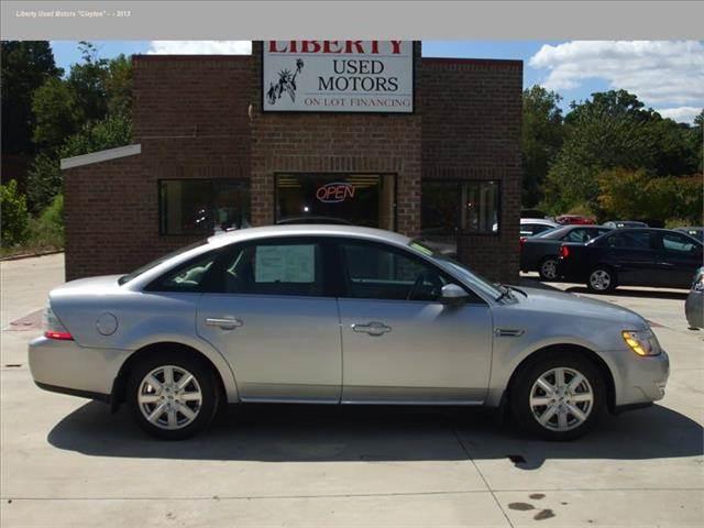 2009 Ford Taurus In Clayton Nc Liberty Used Motors Clayton