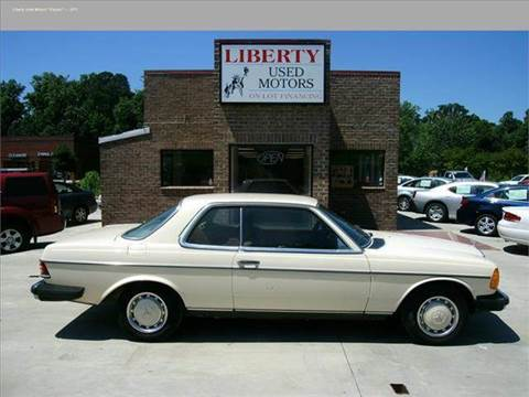 Classic cars for sale in clayton nc for Liberty used motors clayton clayton nc