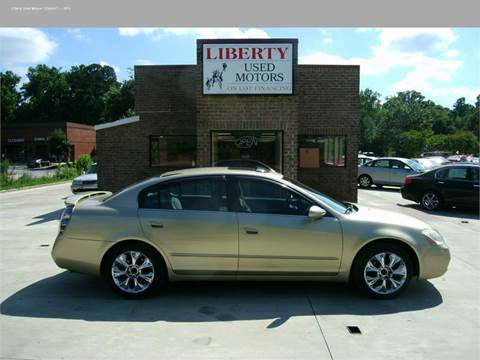 2002 nissan altima for sale in clayton nc