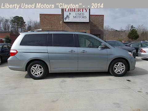 used honda odyssey for sale in clayton nc