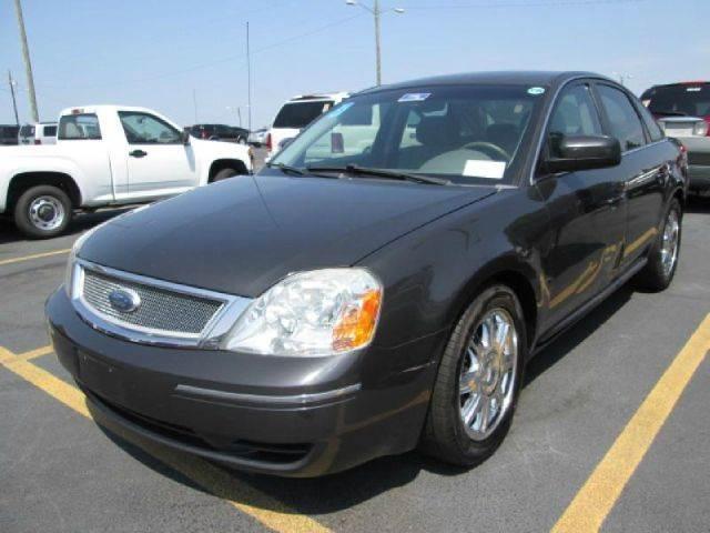 2007 ford five hundred sel 4dr sedan in clayton nc. Black Bedroom Furniture Sets. Home Design Ideas
