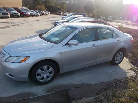 2009 toyota camry for sale in clayton nc for Liberty used motors clayton clayton nc
