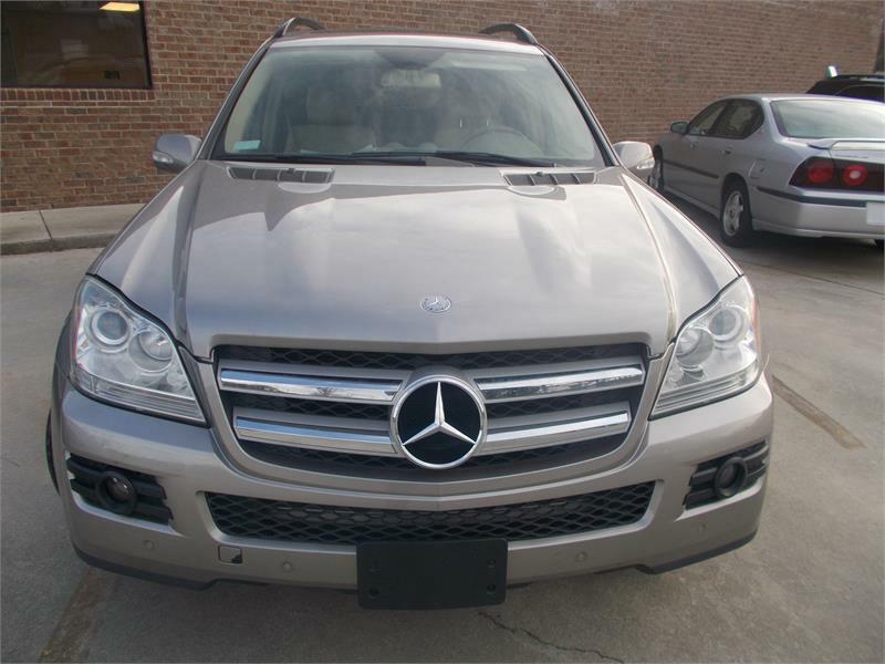 2007 mercedes benz gl class gl450 awd 4matic 4dr suv in clayton nc liberty used motors clayton. Black Bedroom Furniture Sets. Home Design Ideas
