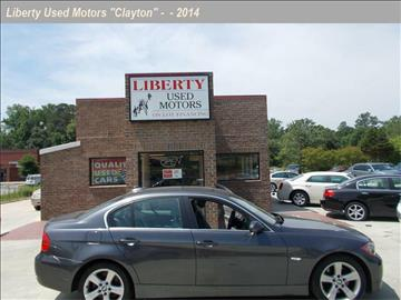 Bmw for sale in clayton nc for Liberty used motors clayton clayton nc