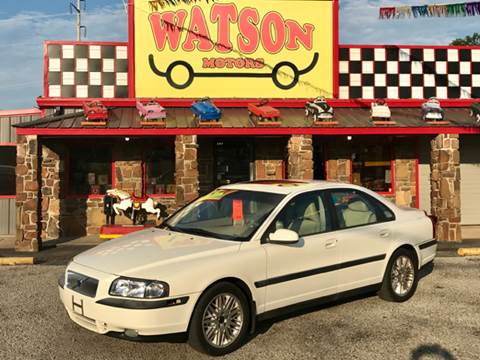 2002 Volvo S80 for sale in Poteau, OK