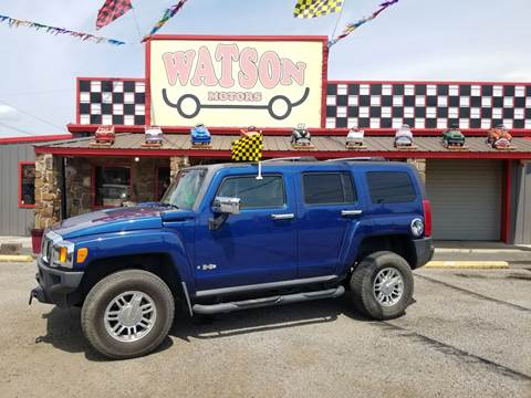 2006 HUMMER H3 for sale at Watson Motors in Poteau OK
