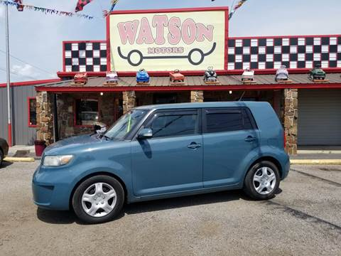 2008 Scion xB for sale at Watson Motors in Poteau OK