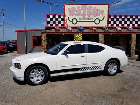 2007 Dodge Charger for sale at Watson Motors in Poteau OK