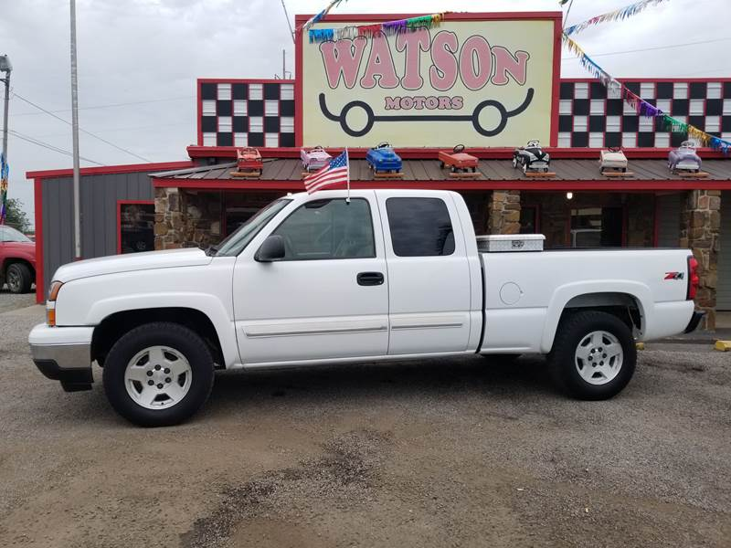 876d7399e6 2006 Chevrolet Silverado 1500 LS 4dr Extended Cab 4WD 6.5 ft. SB In ...