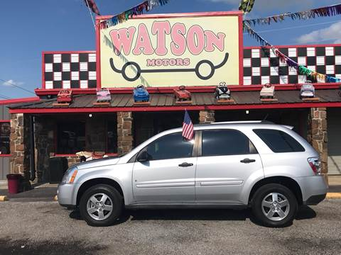 2009 Chevrolet Equinox for sale at Watson Motors in Poteau OK