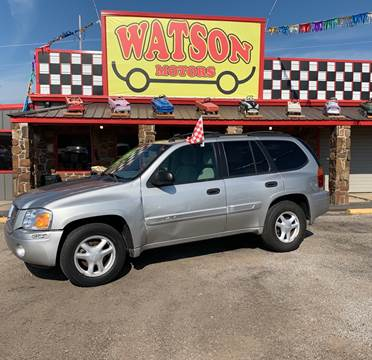 2005 GMC Envoy for sale in Poteau, OK