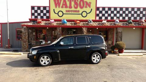 2007 Chevrolet HHR for sale at Watson Motors in Poteau OK