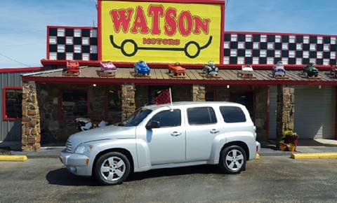2011 Chevrolet HHR for sale at Watson Motors in Poteau OK
