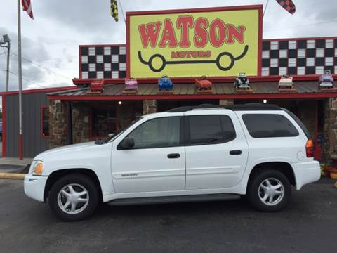 2004 GMC Envoy XL for sale at Watson Motors in Poteau OK