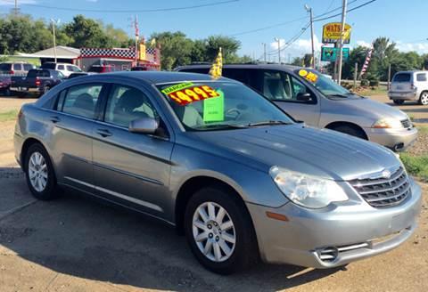 2007 Chrysler Sebring for sale at Watson Motors in Poteau OK