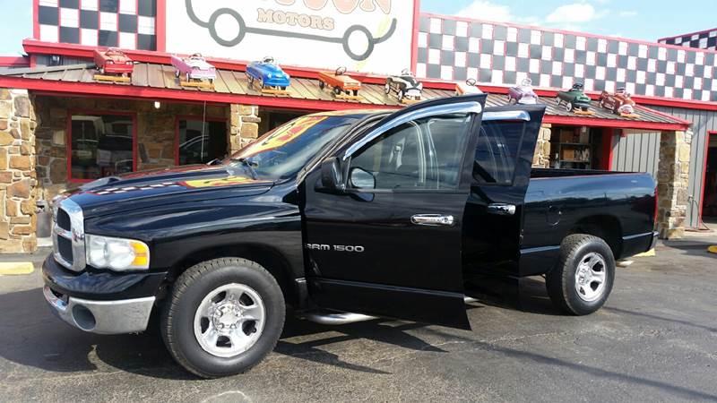 2004 Dodge Ram Pickup 1500 4dr Quad Cab SLT Rwd SB - Poteau OK