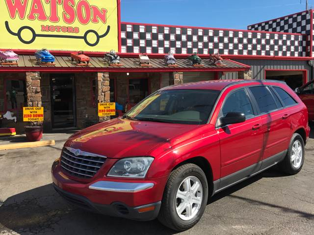 2005 Chrysler Pacifica Touring 4dr Wagon - Poteau OK