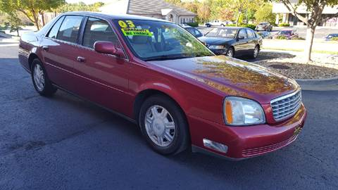 2003 Cadillac DeVille for sale in Kansas City, MO