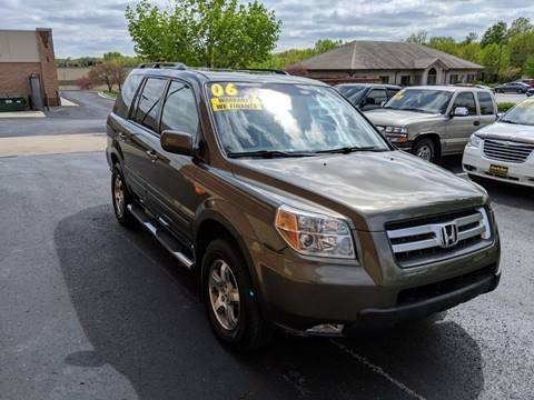 Honda Kansas City >> 2006 Honda Pilot For Sale In Kansas City Mo