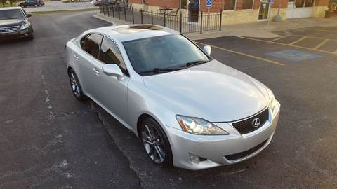 2008 Lexus IS 350 for sale in Kansas City, MO