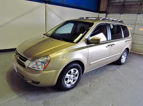 2007 Kia Sedona for sale in Dallas, TX