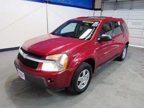 2005 Chevrolet Equinox for sale in Dallas, TX